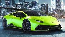 Lamborghini Huracan Evo Fluo Capsule