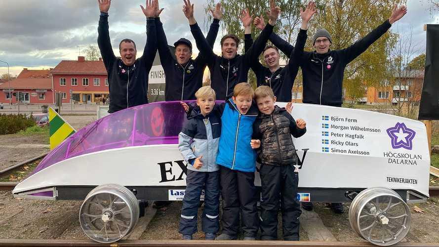 World's most efficient EV achieves 40,332.7 MPGe: Meet the Eximus IV