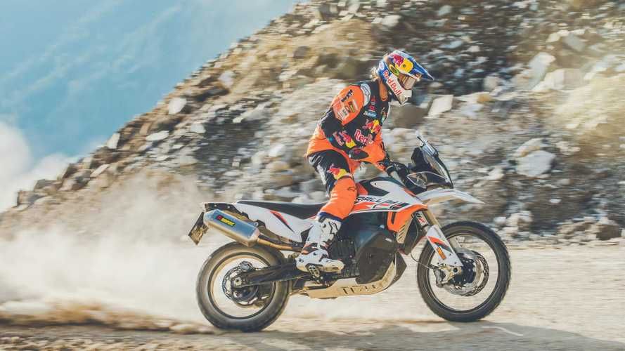 KTM 890 Adventure R Rally Sold Out Worldwide In Under 48 Hours