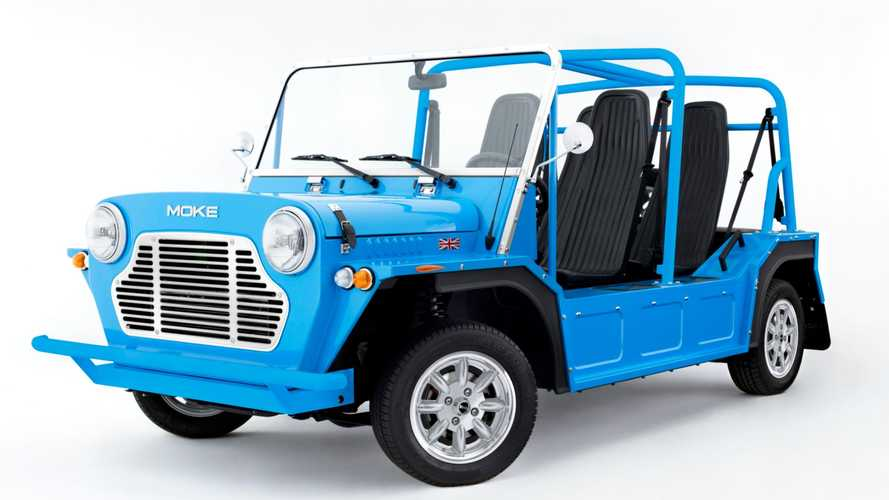 Moke Returns To The UK Nearly 60 Years After The Original Went On Sale