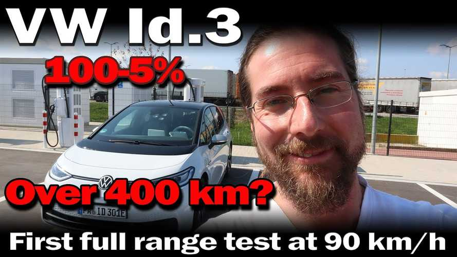 See Volkswagen ID.3 Highway Range Test Results