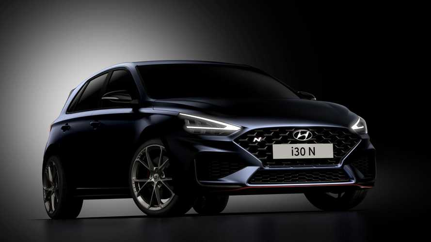 2021 Hyundai i30 N Teased With Refreshed Design, New Dual-Clutch Auto