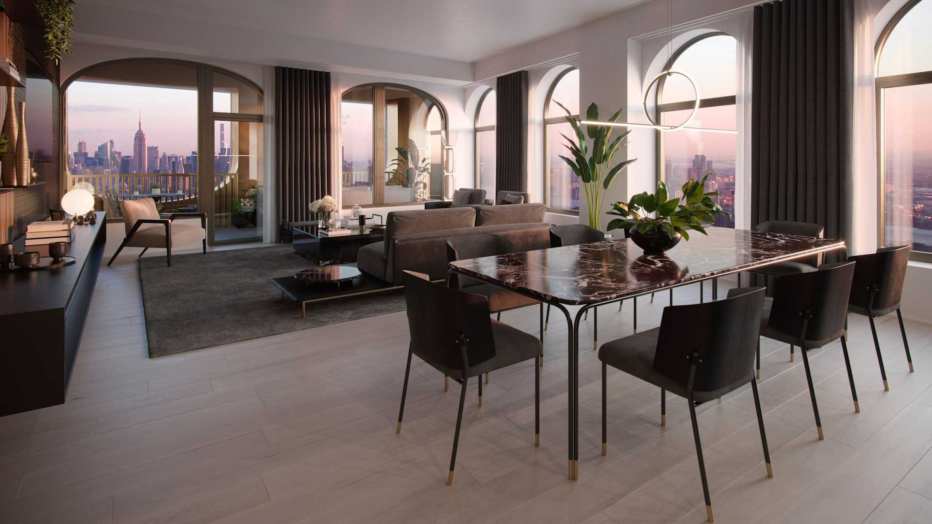Aston Martin Designs Five Luxury New York City Homes Dbx Included