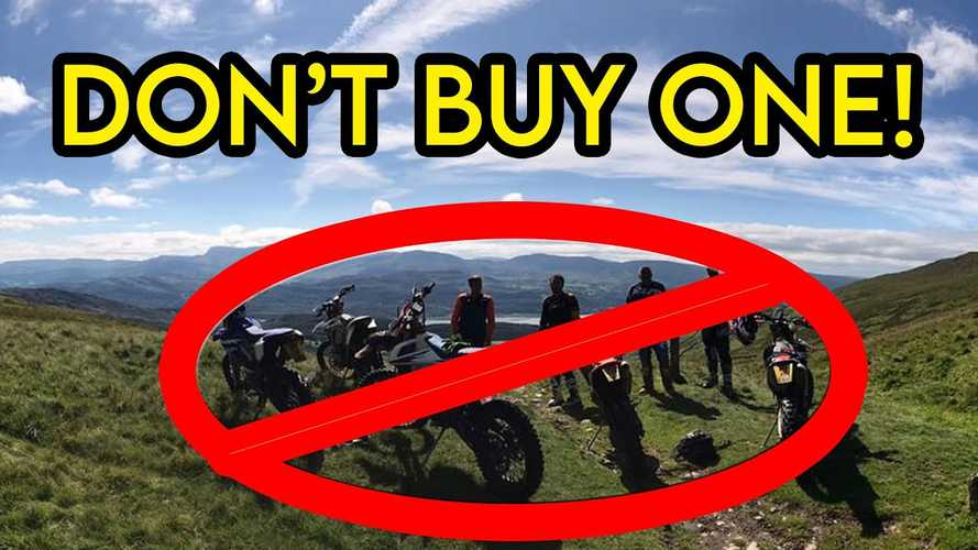 5 Reasons You Shouldn't Buy an Enduro Motorcycle