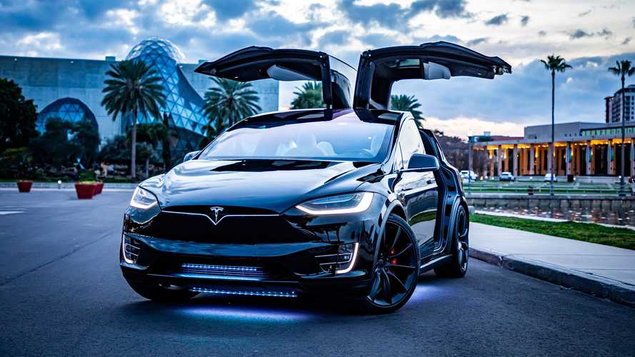 Tesla Model X Performance Prize From Dream Giveaway