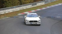 2022 Mercedes CLS facelift spy photos (not confirmed)