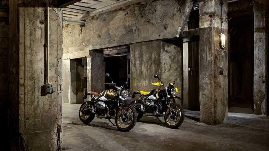 BMW R NineT 2021, le heritage diventano Euro 5 e hi-tech