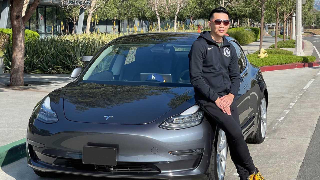 Tesla Model 3 Thomas Thedy Kurniady