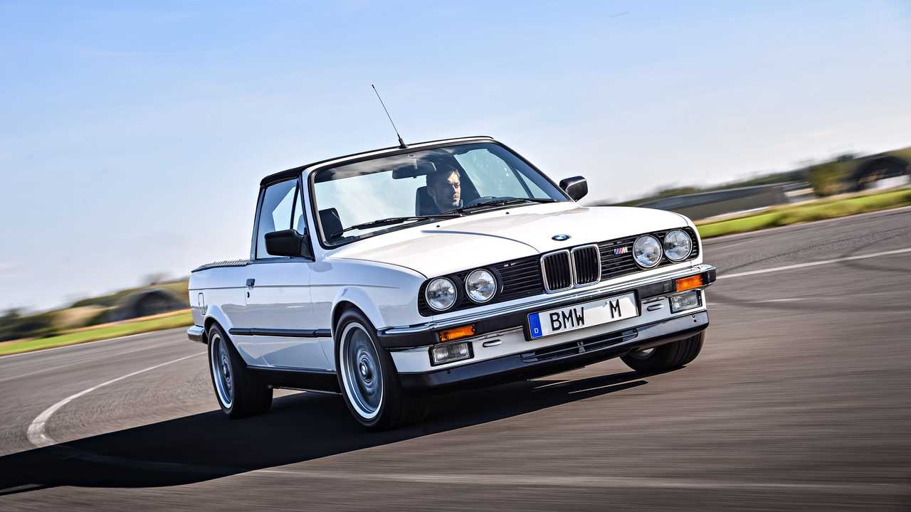 1986 BMW M3 Pick-up