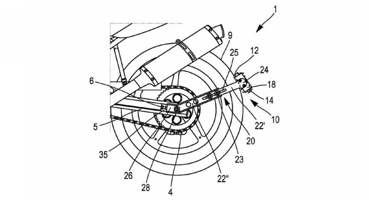Michelin patents reversing system