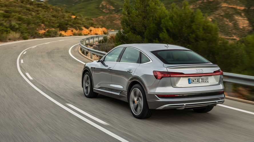 Europe: Audi e-tron Finally Gets 22 kW On-Board Charger Option
