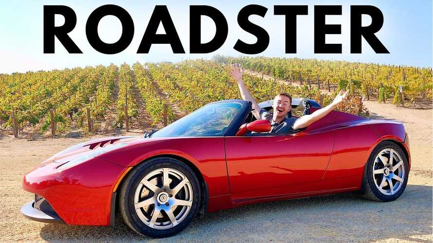Driving A Tesla Roadster Can Only Be Explained As 'Insane'
