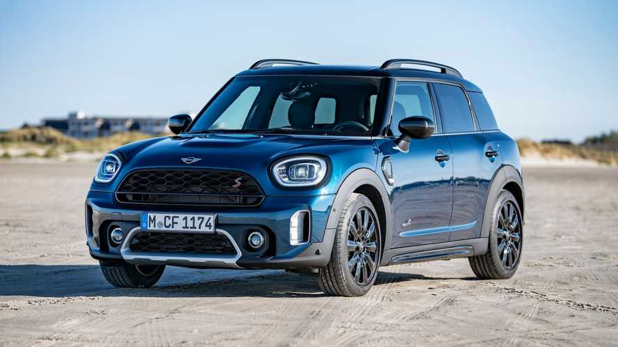 Mini Introduces New Limited-Run Countryman Boardwalk Edition