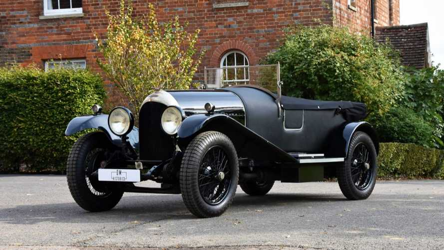 Restored Bentley Legend Up For Sale