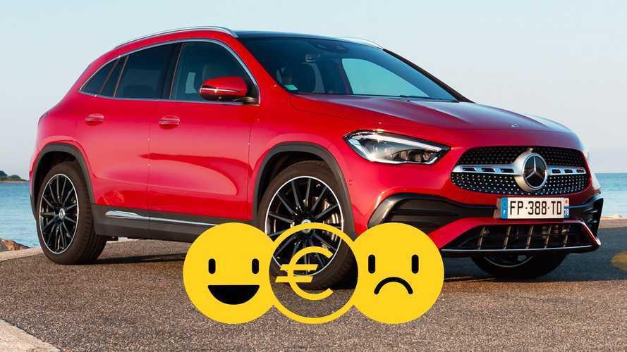 Promozione Mercedes GLA a noleggio, perché conviene e perché no