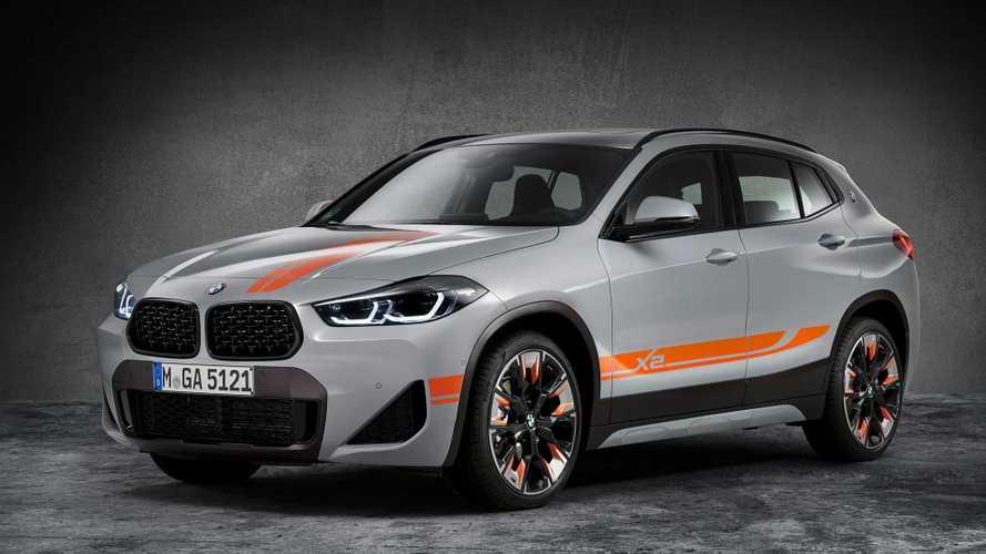 BMW X2, la M Mesh Edition è un omaggio al motorsport