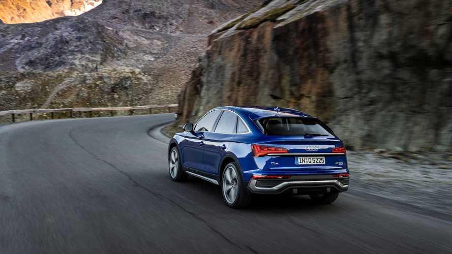 2021 Audi Q5 Sportback de yüzünü gösterdi