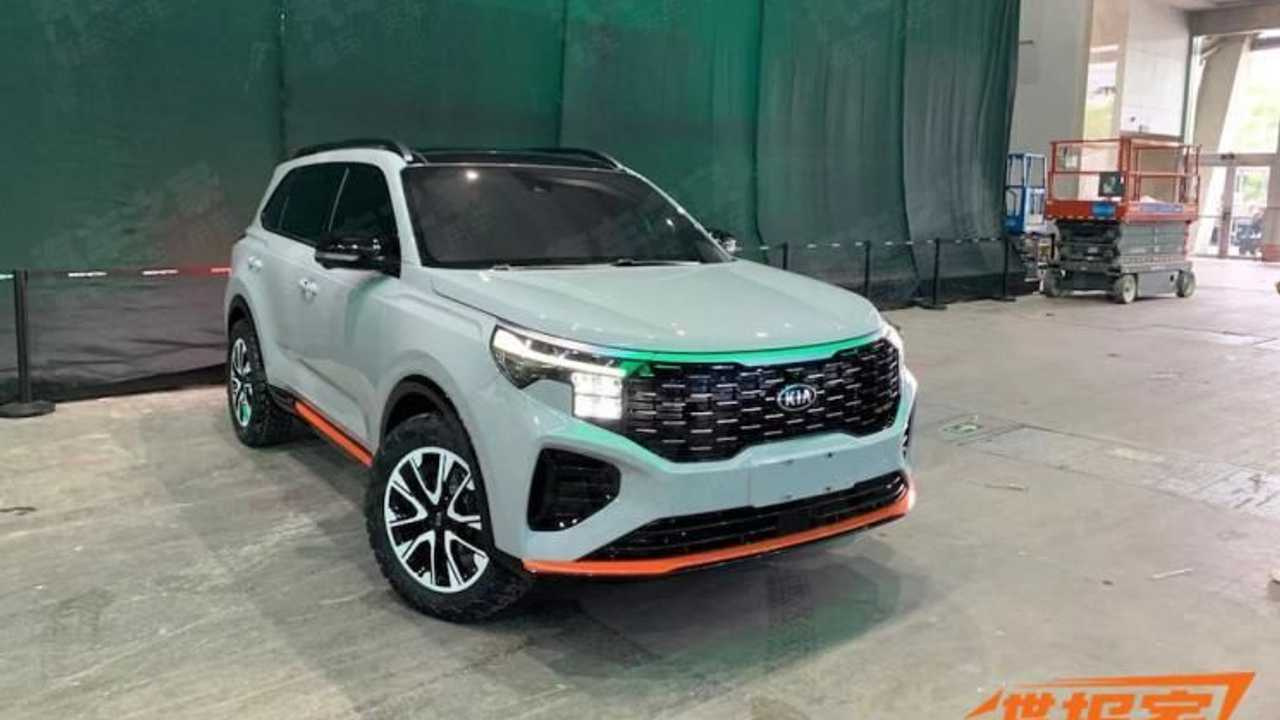 Kia Sportage Ace (China)