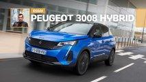 Peugeot 3008 HYbrid (2020) im Test (Frankreich)