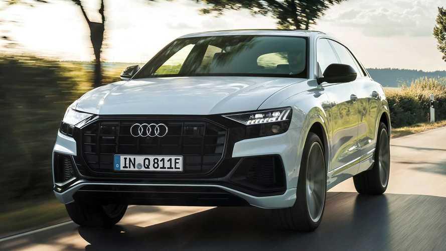 Audi Q8 TFSIe quattro 2020: altas prestaciones... y etiqueta 0