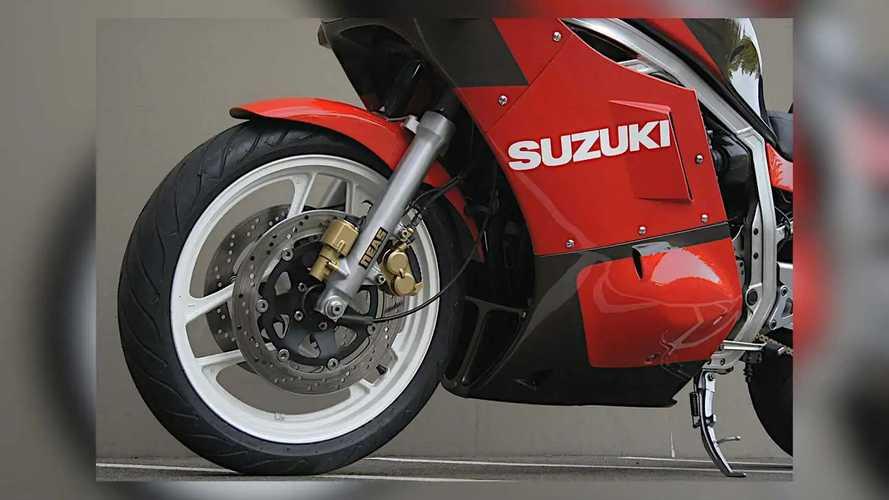 1986 Suzuki GSXR750 Limited Edition JDM