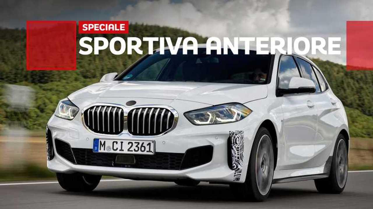 BMW 128ti prova copertina