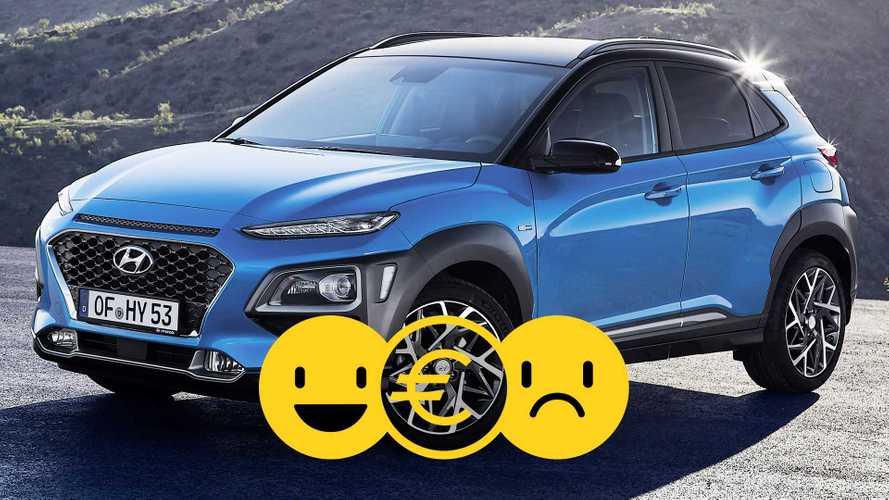 Promozione Hyundai Kona Hybrid, perché conviene e perché no