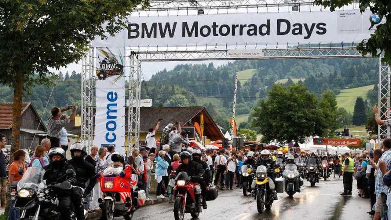 BMW Motorrad Days 2021