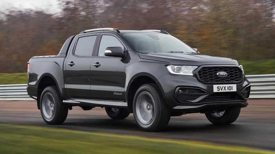Ford Ranger MS-RT é nova versão esportiva inspirada no Mundial de Rally