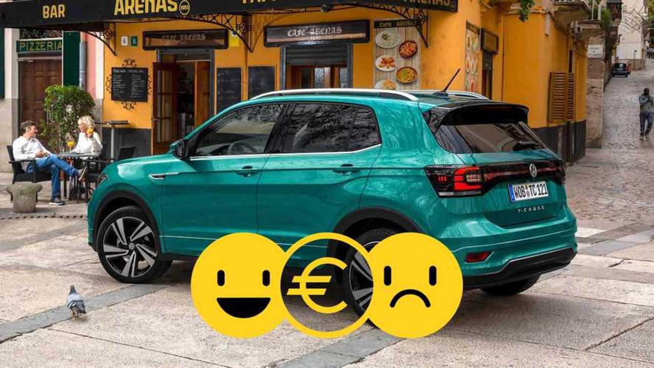 Promozione Volkswagen T-Cross