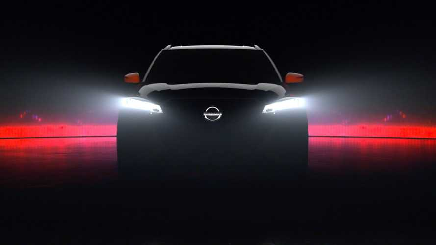 2021 Nissan Kicks Teased For The US, Debuts December 8