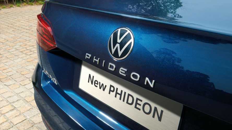 Volkswagen Phideon restylée