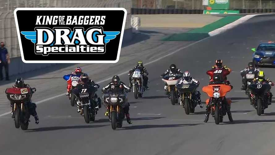 Indian Challenger Beats Harley And Wins King Of Baggers 2020