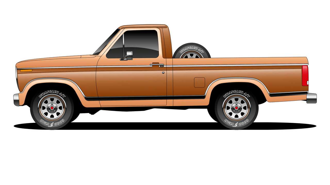 Ford F Series Family Tree Shows Evolution From F 1 To F 150