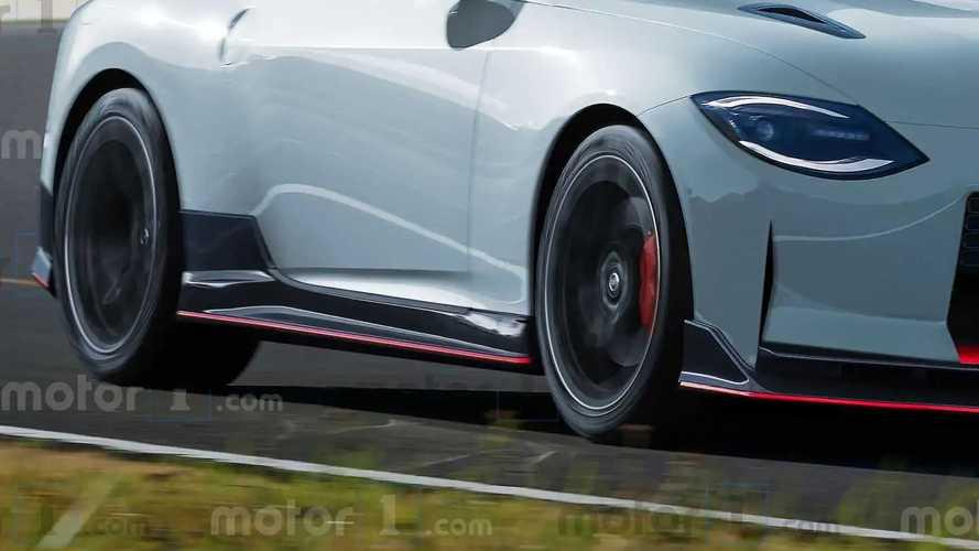 Nissan Z Nismo - Projeção