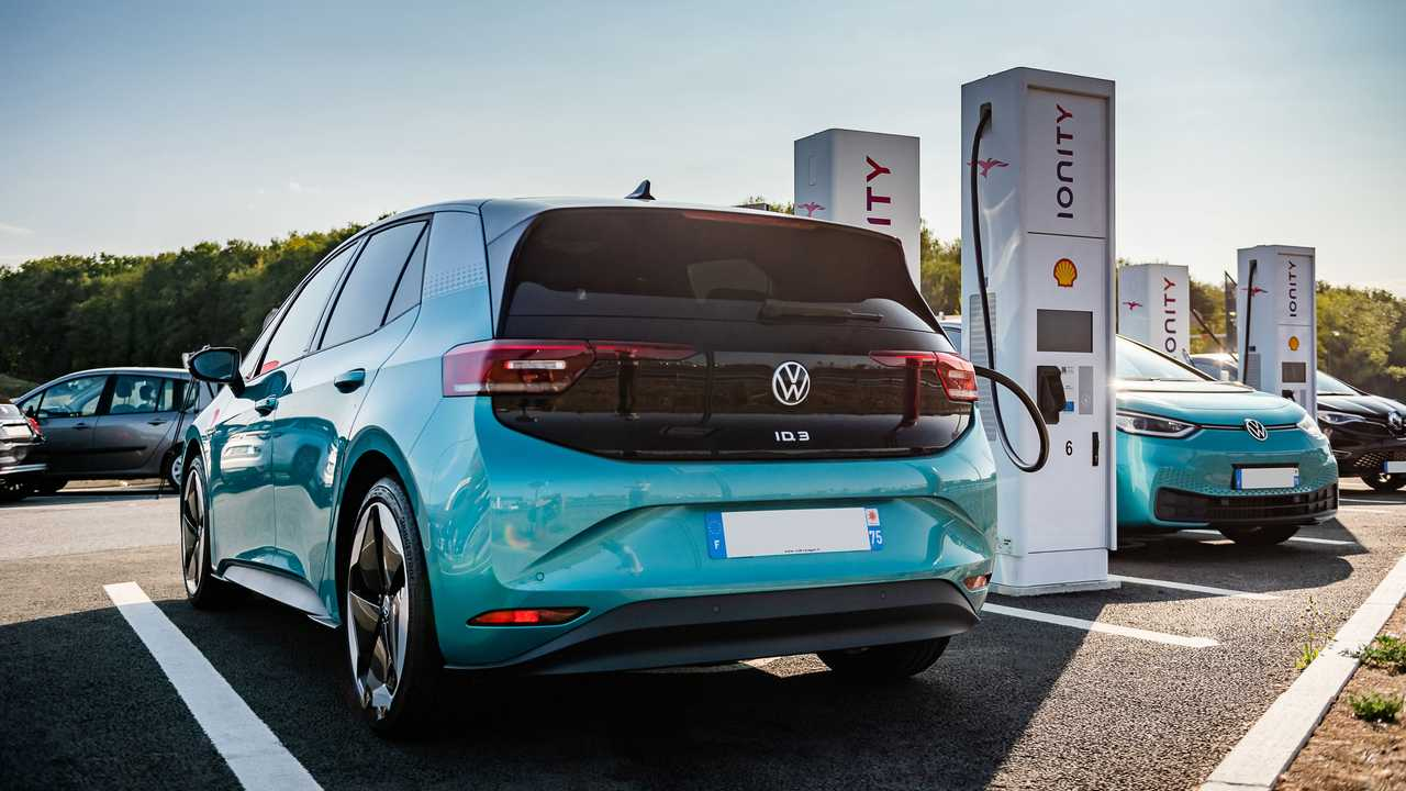 Teste Volkswagen ID.3 (2020) - recarga