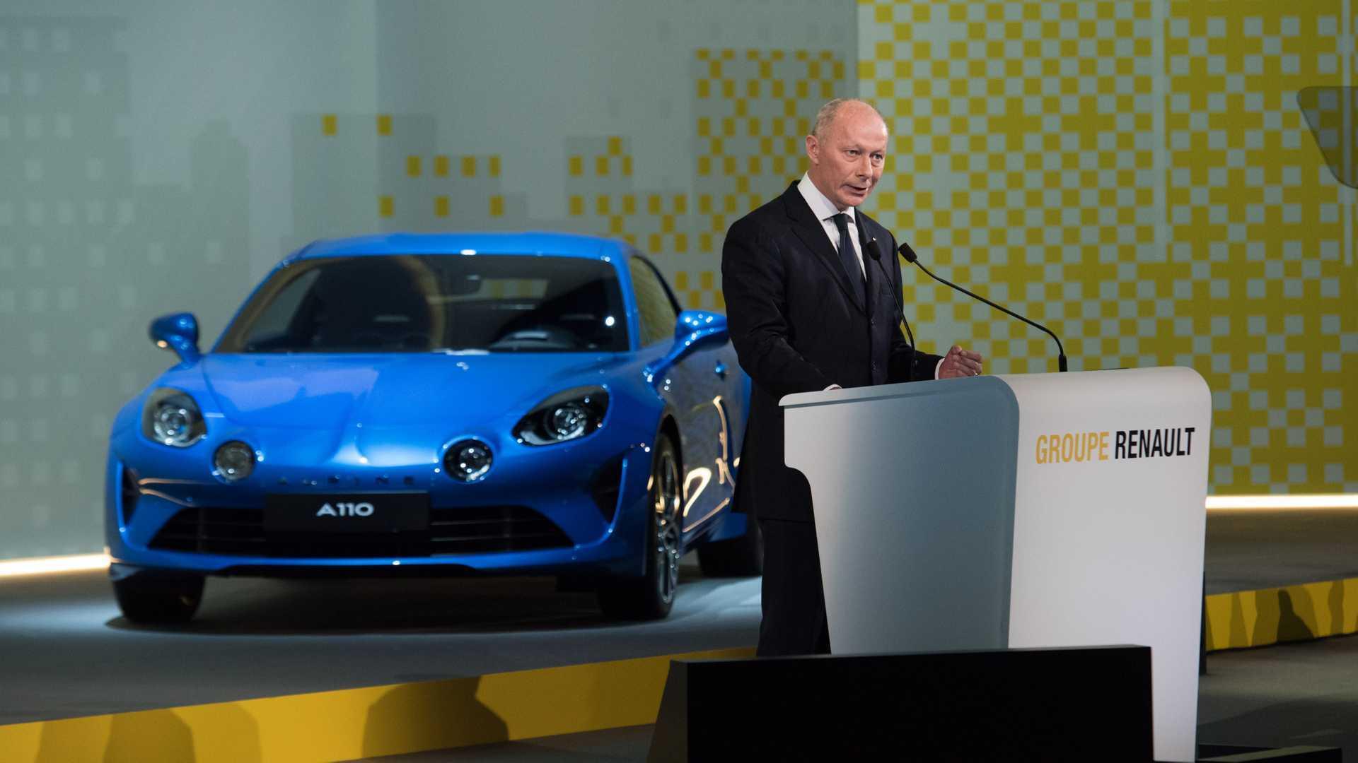 Thierry Bolloré réagit à sa probable éviction de Renault