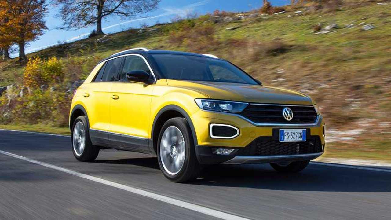 Prueba Volkswagen T-Roc 1.6 TDI 2018