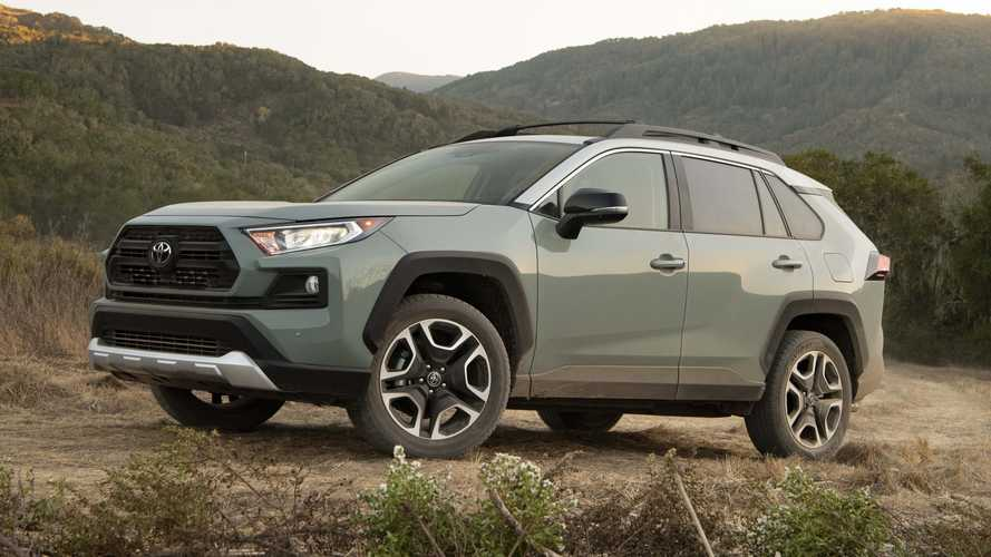 Most Expensive 2019 Toyota RAV4 Costs $41,341