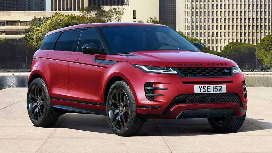 Nuova Range Rover Evoque, continua a fare scuola