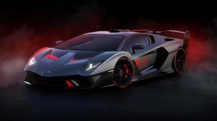 Lamborghini SC18 Is A One-Off Devil Child Of The Aventador