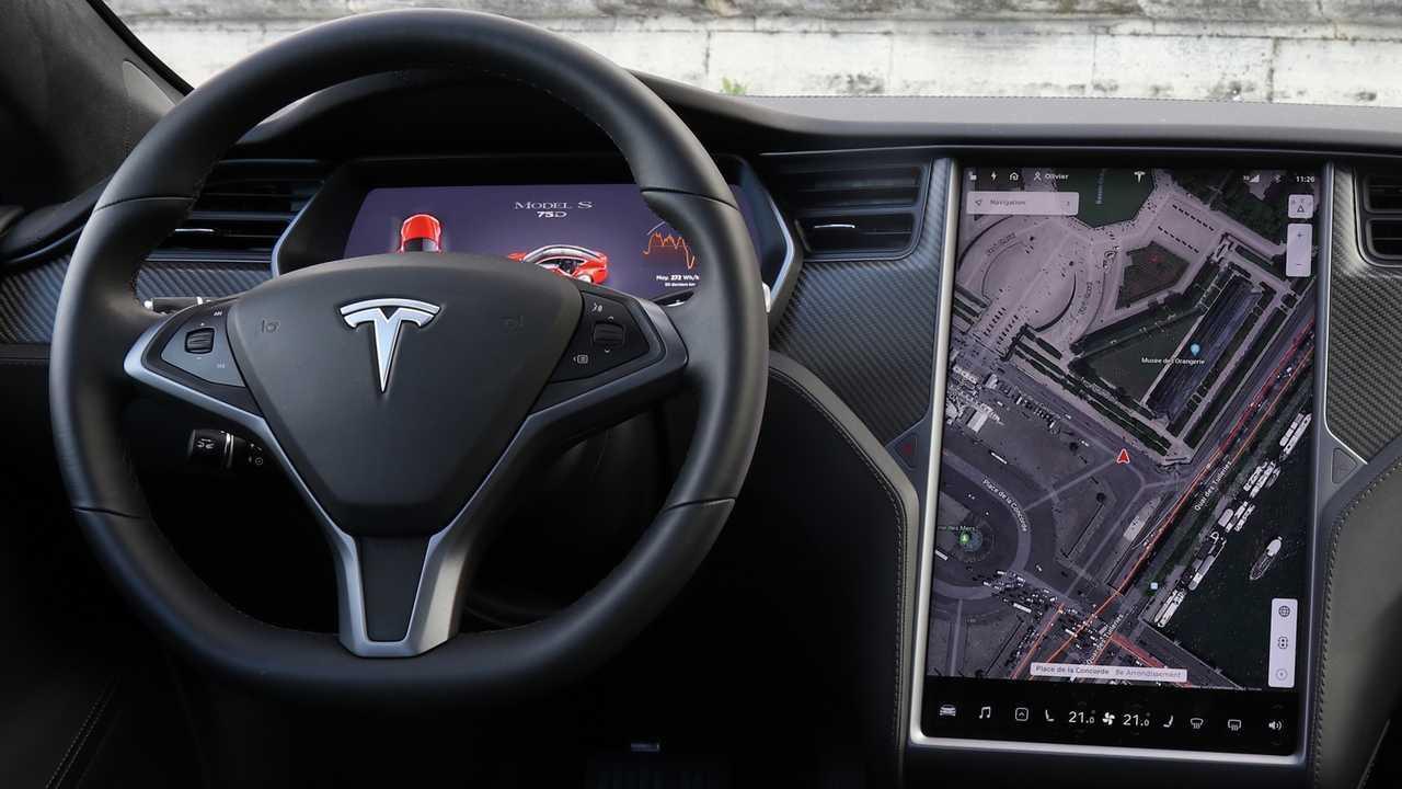 Tesla Model S - 17 pouces