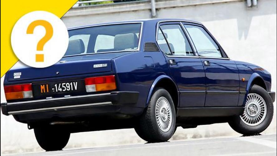 La disattivazione dei cilindri l'ha inventata Alfa Romeo nel 1981