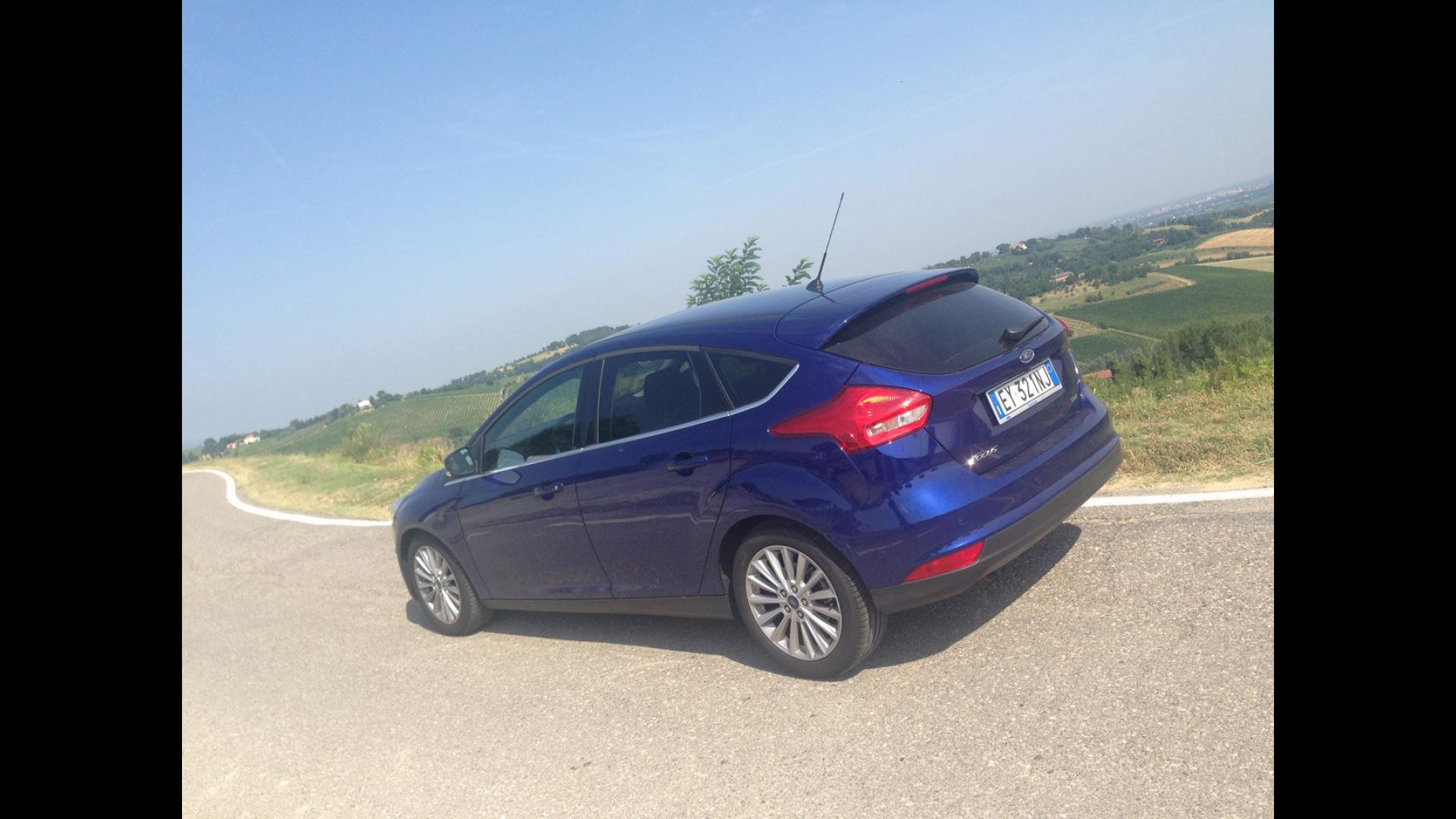 Ford Focus 1 0 Ecoboost La Prova Dei Consumi Reali