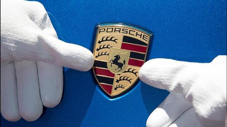 Porsche, 8.911 euro di bonus ai dipendenti
