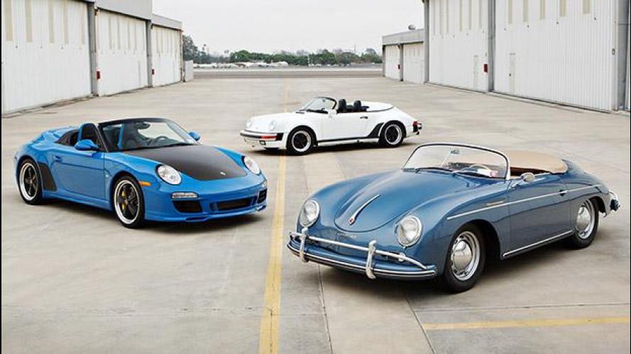 Porsche, all'asta l'incredibile collezione Seinfeld