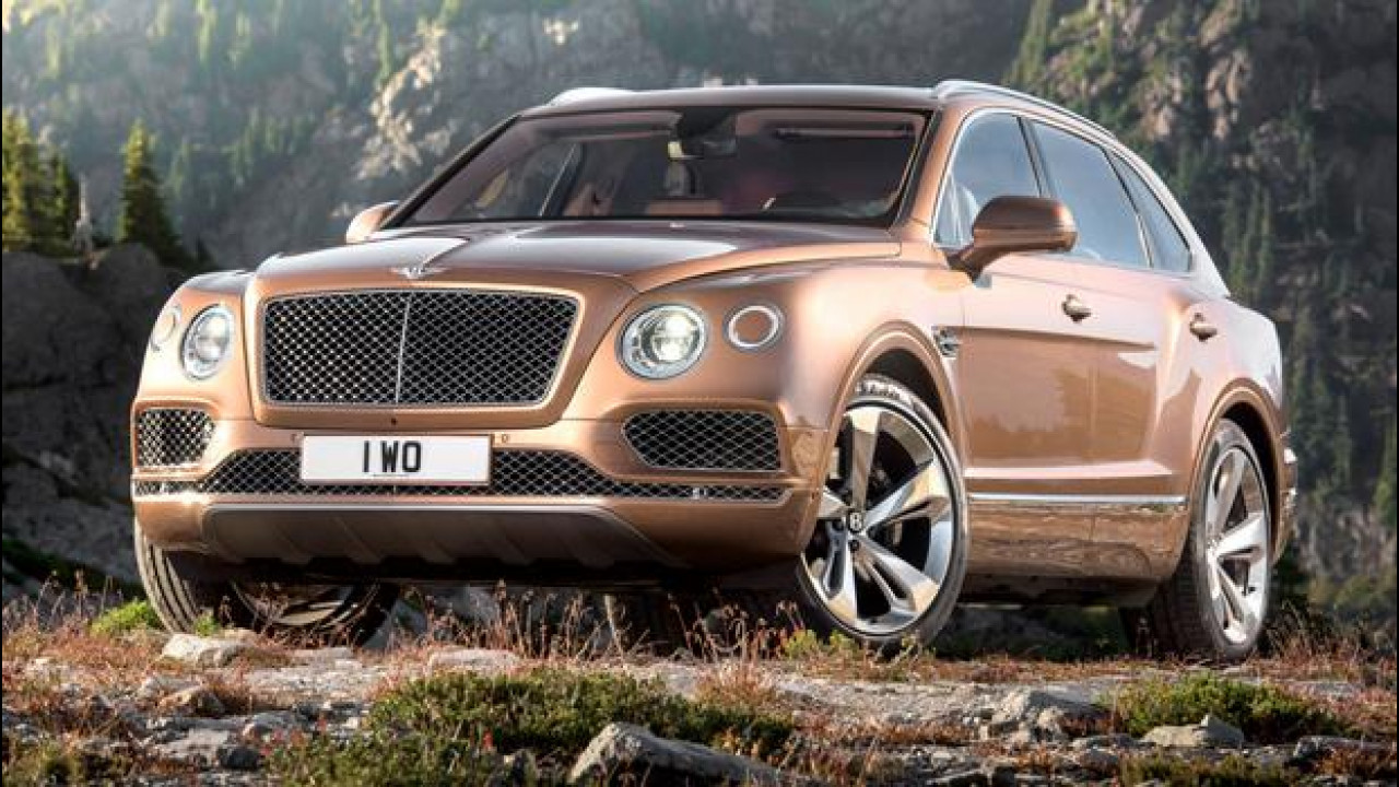 [Copertina] - Bentley Bentayga, il non-plus-ultra dei SUV