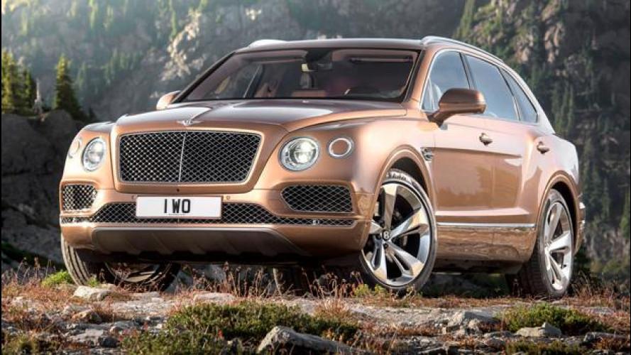Bentley Bentayga, il non-plus-ultra dei SUV