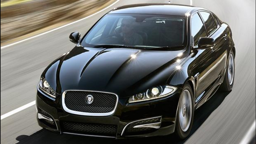 Jaguar XF R-Sport, l'entry level che seduce