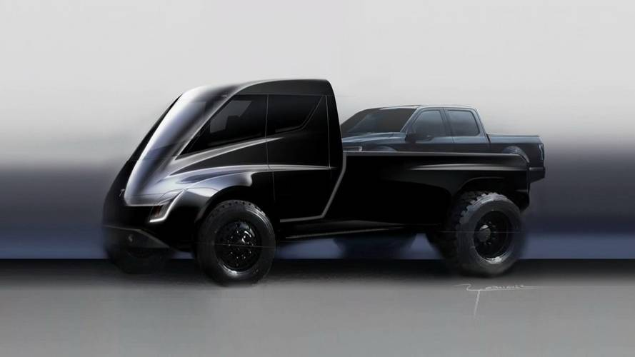 Tesla Pickup Truck Expected To Do 0-60 MPH In Under 4 Seconds
